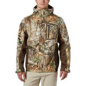 Columbia Trophy Rack Hooded Jacket M